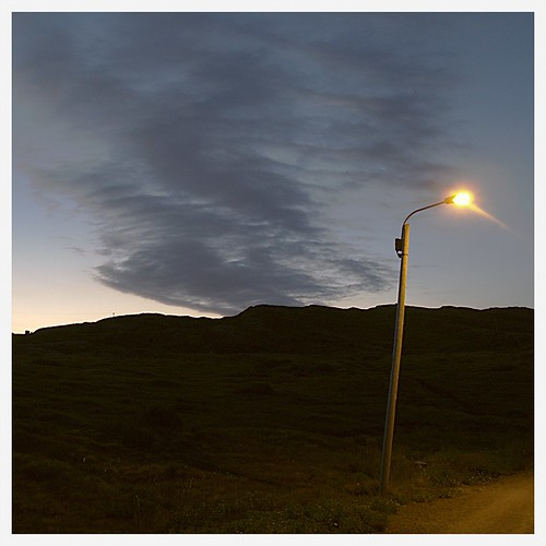 light sky lamp night square island iceland dusk 2012 islande vestfirðir strandir hólmavík holmavik czornebohphoto