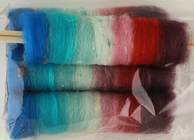 Textured Rolled Batts 2oz