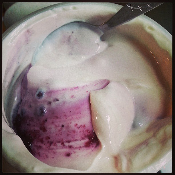 #blueberry #noosa #yogurt