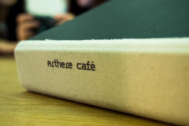 [台北 信義區] here' s the art –arthere cafe 上樓看看咖啡