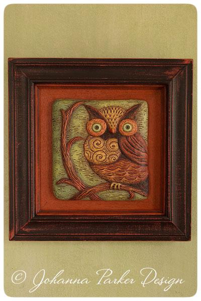 Owlfredo-Artscape-Framed-Art