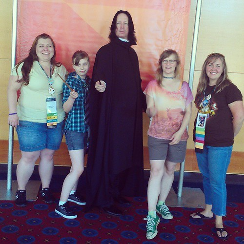 @Vladimirsnape #LeakyCon #latergram