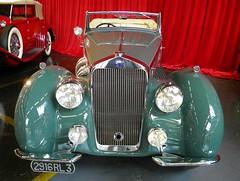 1937 Delage D8-120 Drop Head Coupe '3616RL 3' 2