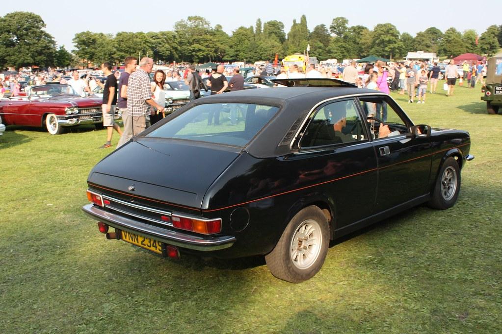 VNN 234S - 1977 Morris Marina / Ital 2 door Coupe GT & VNN 234S - 1977 Morris Marina / Ital 2 door Coupe GT - a photo on ... Pezcame.Com