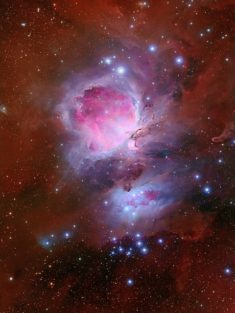 Orion Nebula Wallpaper - Pics about space