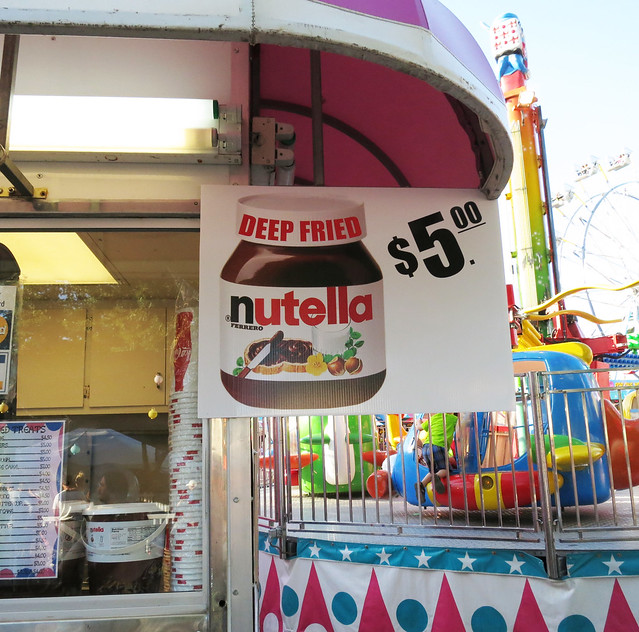 Deep Fried Everything at the Alameda County Fair 2013