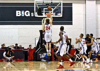 Jan Vesely - NBA Summer League 2013