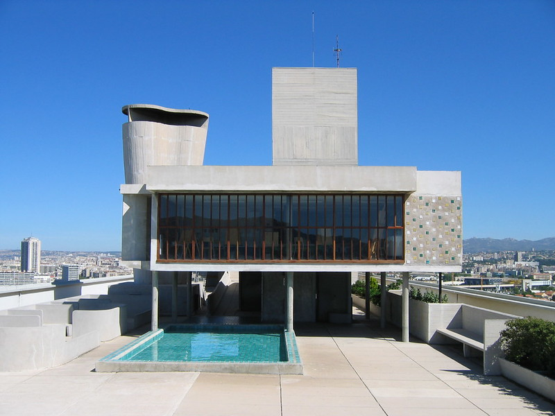 Le Corbusier-La Radieuse
