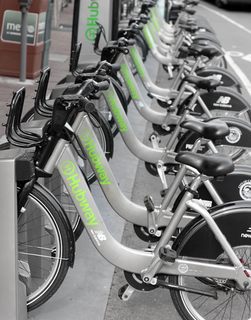 bike share boston