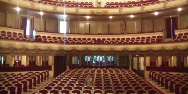 "The Centerpiece of Downtown Tunis: ""Our Theater Has a Soul"""