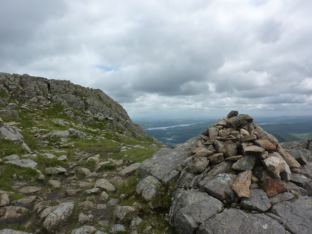 Another blasted cairn photograph