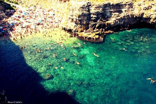 Polignano a Mare - Spiaggia 4