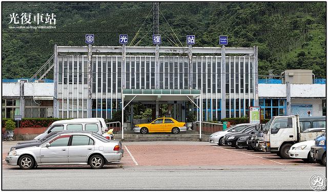 花東線-光復車站