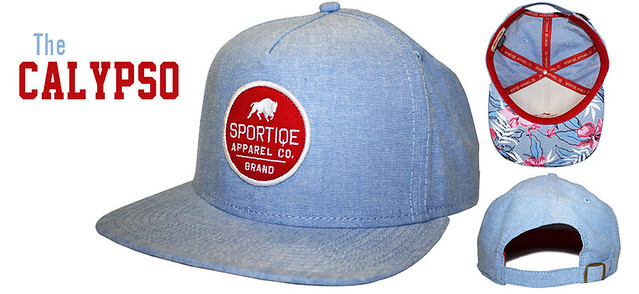 Sportiqe Calypso Hat