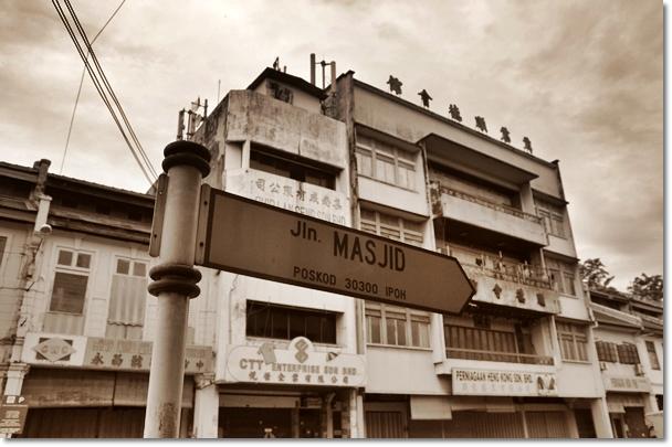 Jalan Masjid Ipoh