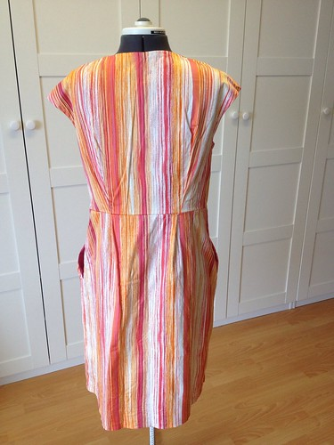 orange stripe Heidi back