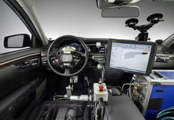 Робо-такси Google