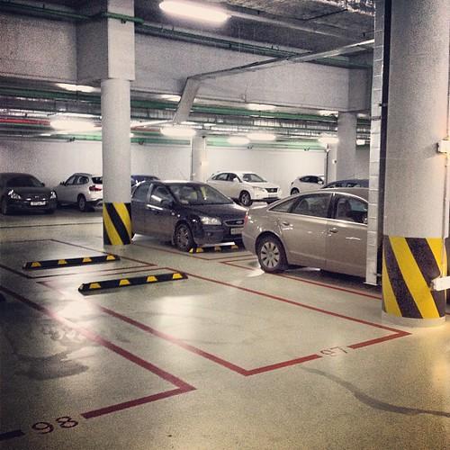 Парковки #касперский #москва #moscow #kaspersky