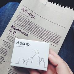 Voor wie het gisteren miste: vanaf nu kan je topmerk Aesop krijgen in Antwerpen, meerbepaald bij #therecollectionstore in de Kloosterstraat. Natuurlijke producten, heerlijke geuren, luxe voor uw huid.