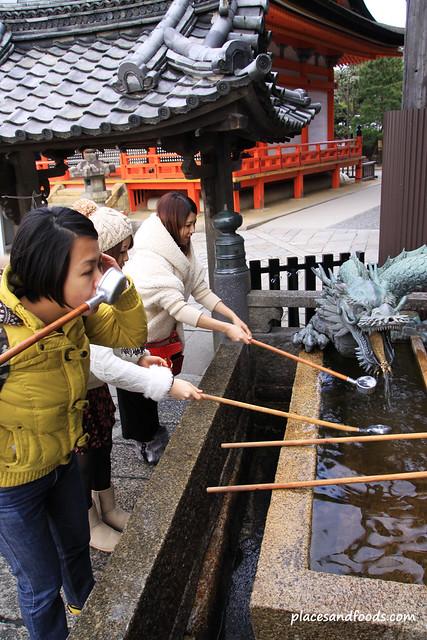 Kiyomizudera (清水寺)Temple rachel temizu