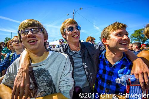 St Jerome's Laneway Festival 2013 - 09-14-13