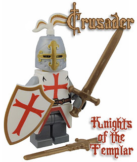 BrickFore Crusader Pack