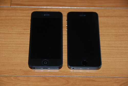 iPhone5 & iPhone5s