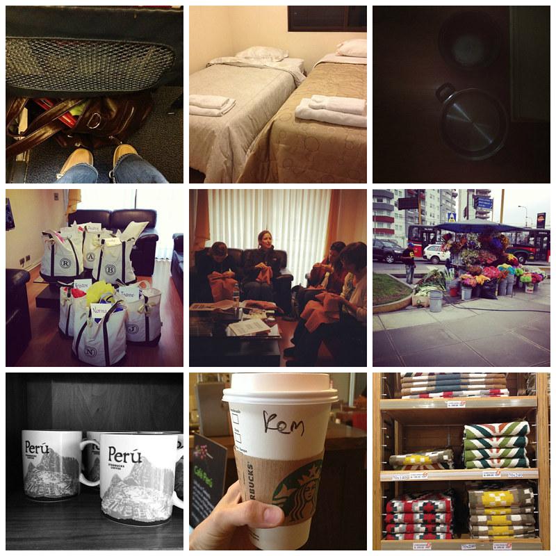Peru Instagrams