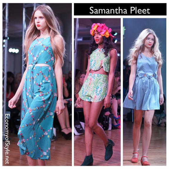 Industry Night, Samantha Pleet