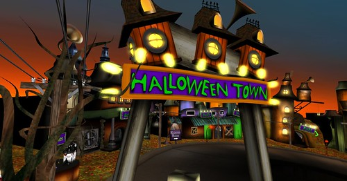 Halloween Town by Kara 2