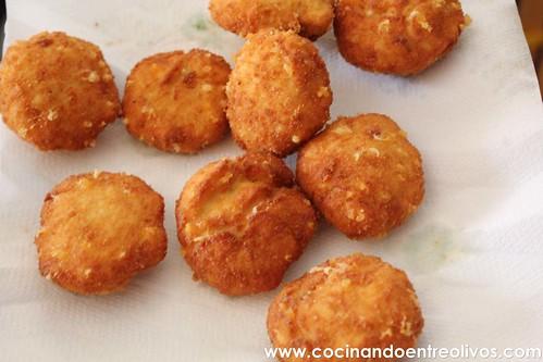 Nuggets de pollo y queso www.cocinandoentreolivos (14)