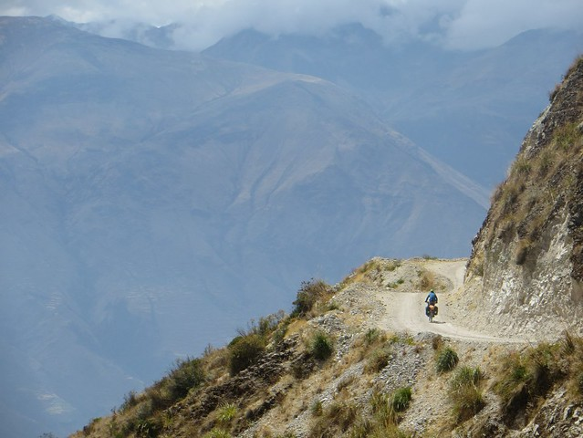 The road to Rajan