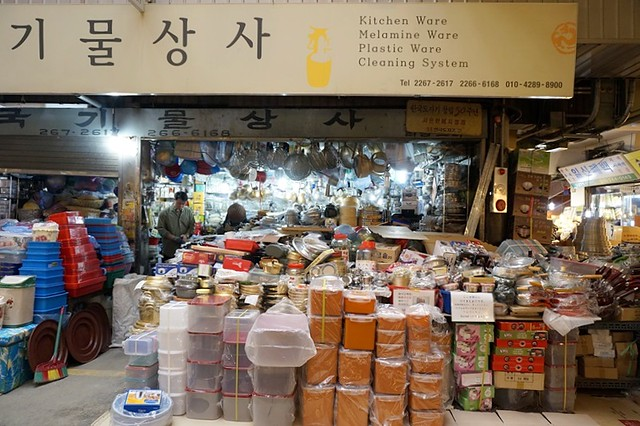 Gwangjang Traditional Market in Korea - rebeccasaw blog-033