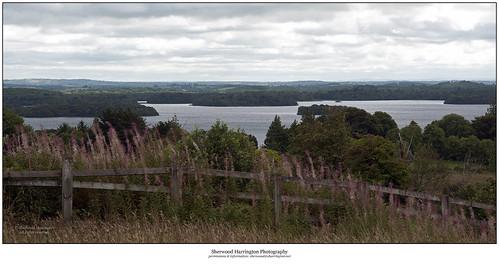 ireland landscape view boyle roscommon loughkey