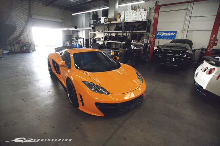 A Full Look at the SPE x RevoZport McLaren MP4