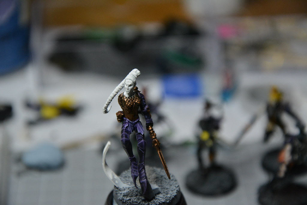 Cult of Bladed Violet & Kabal of Violet Storm - DE witches conversion! 10593664025_d9111fdaf8_b