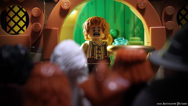 A Hobbit Halloween!