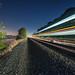 The Night Train by Matt Granz Photography