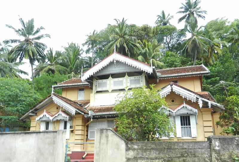 Дома на Шри Ланке