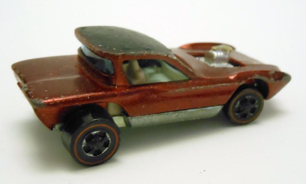 1968 Hot Wheels Python (6216) - HobbyTalk