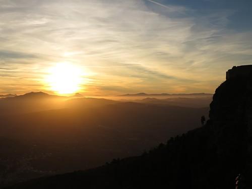西西里的清晨,冒險旅程等在前方。攝影:范欽慧。