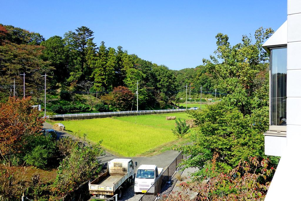 Jike Furusato Forest View from Ishida House