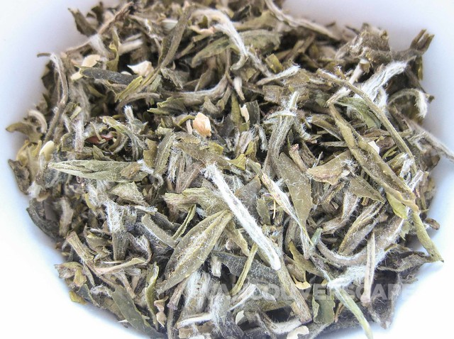 White Wedding Green tea