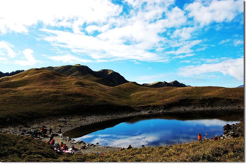 白石池 3