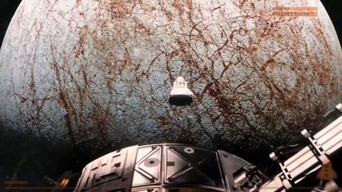 Europa Report image.