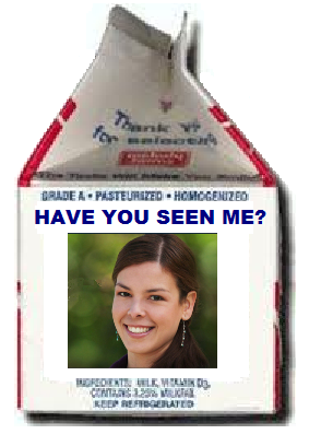 'Obamacare Girl' -- Still Missing!