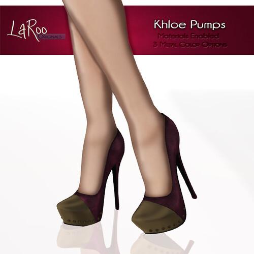 (LaRoo) Khloe Pumps