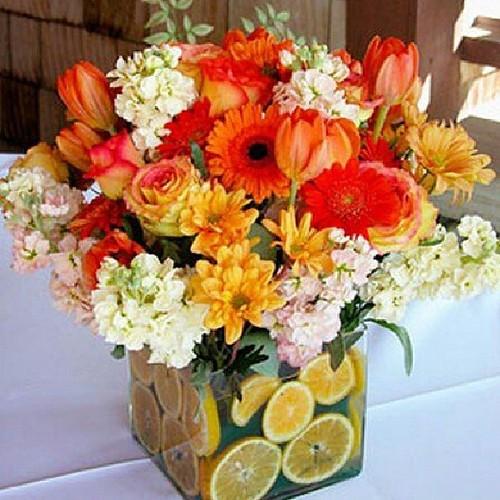 #ThanksgivingDay2013 #tablesetting #decor #decorating #ideas #DIY #happyThanksgiving #Fall #flowers