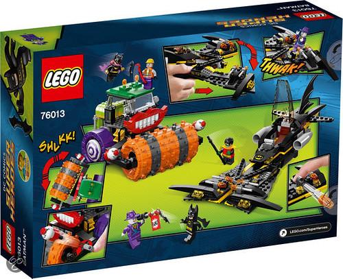 LEGO Super Heroes 76013 Back