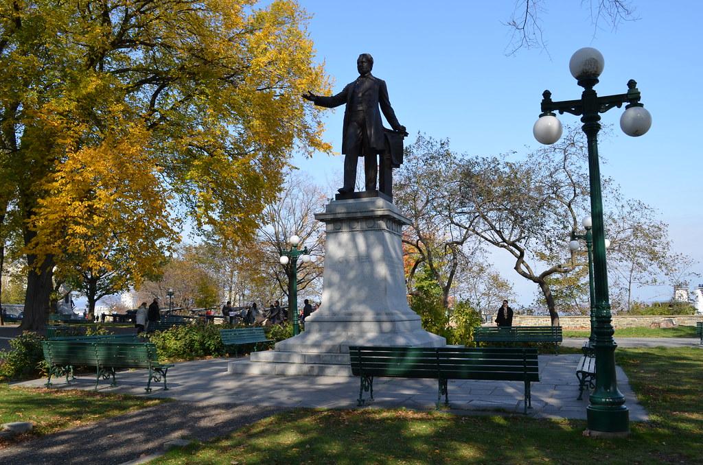 Park in Québec